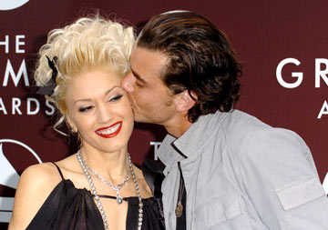 Gwen Stefani and Gavin Rossdale The 47th Annual GRAMMY Awards - Arrivals Staples Center - Los Angeles, CA - 2/13/05