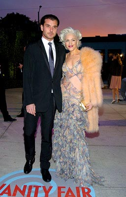 Gavin Rossdale and Gwen Stefani Vanity Fair Party 76th Academy Awards - 2/29/2004