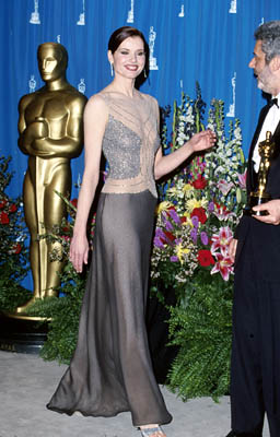 Geena Davis 71st Annual Academy Awards Los Angeles, CA 3/21/1999