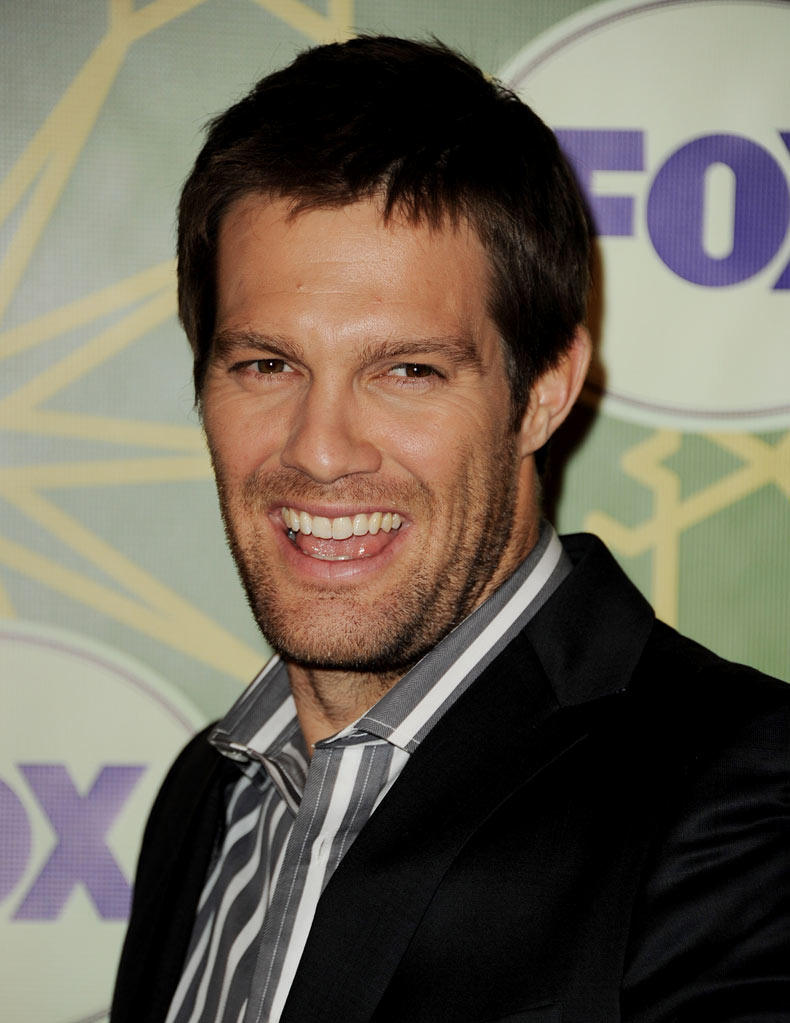 "Geoff Stults (""The Finder"") attends the 2012 Fox Winter TCA All-Star Party at Castle Green on January 8, 2012 in Pasadena, California."