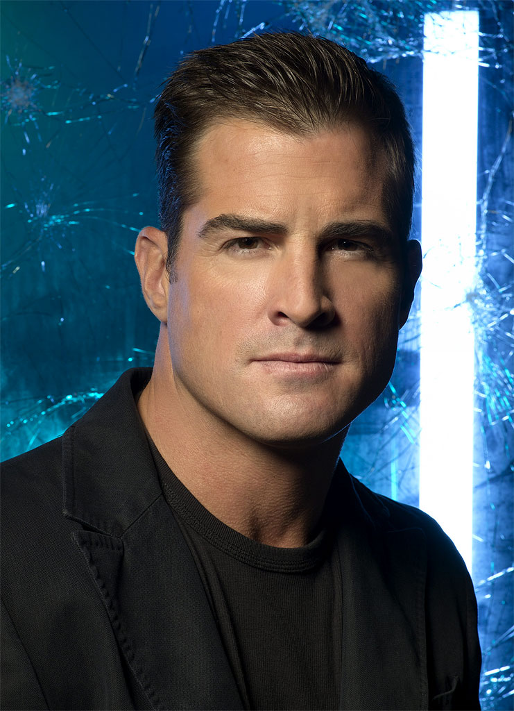 George Eads stars as Nick Stokes in the CBS series CSI: Crime Scene Investigation.