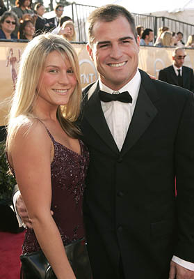 George Eads Screen Actors Guild Awards - 2/5/2005