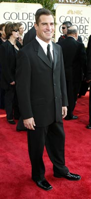 George Eads Golden Globes - 1/25/2004