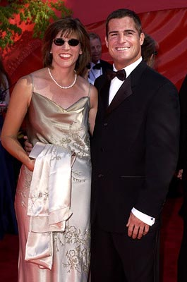 George Eads and sister Emmy Awards - 9/22/2002