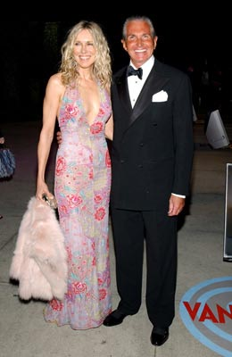 Alana Stewart and George Hamilton Vanity Fair Party 76th Academy Awards - 2/29/2004