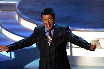 George Lopez Presenter of Outstanding Variety, Music or Comedy Series Emmy Awards - 9/19/2004