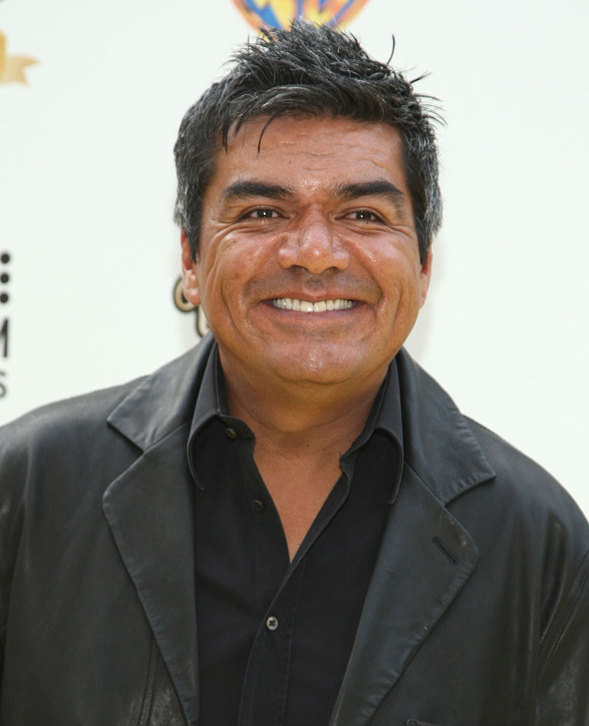 "George Lopez arrives at Warner Bros. and FIDM's 70th anniversary screening of ""The Wizard of OZ"" on June 9, 2009 in Los Angeles, California."