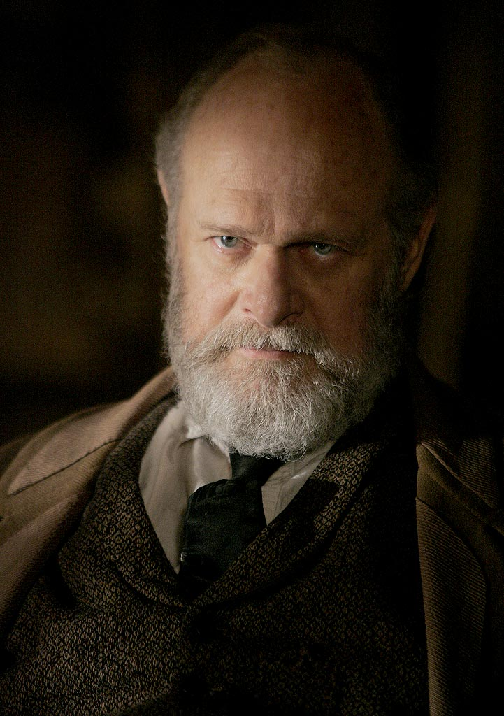 Gerald McRaney stars in Deadwood on HBO.