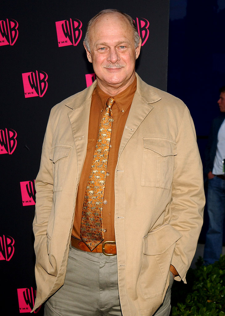 Gerald McRaney The WB Network's 2004 All Star Summer Party - Arrivals The Lounge at Astra West Los Angeles, California USA July 14, 2004 Photo by Jean-Paul Aussenard/WireImage.com Gerald McRaney