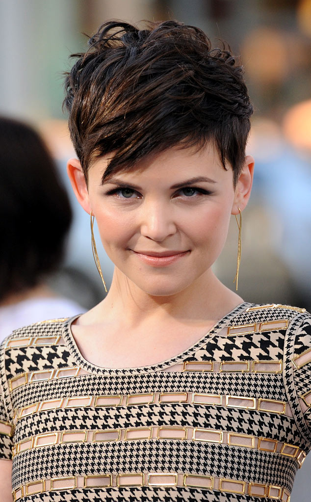 "Ginnifer Goodwin arrives at the premiere of Warner Bros. ""Something Borrowed"" held at Grauman's Chinese Theatre on May 3, 2011 in Hollywood, California."