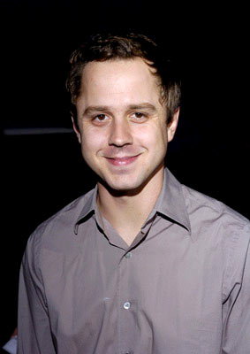 Premiere: Giovanni Ribisi at the Los Angeles premiere Paramount Pictures' Without a Paddle - 8/16/2004
