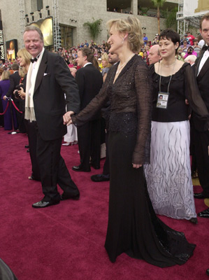 Jon Voight and Glenn Close 74th Academy Awards Hollywood, CA 3/24/2002