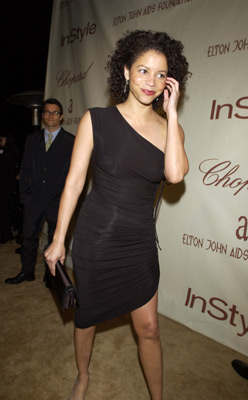 Gloria Reuben Elton John AIDS Foundtation In-Style Party Hollywood, CA 3/24/2002