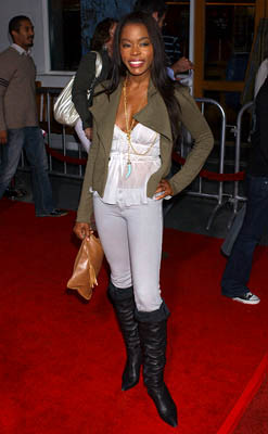 Premiere: Golden Brooks at the LA premiere for Universal Pictures' Serenity - 9/22/2005