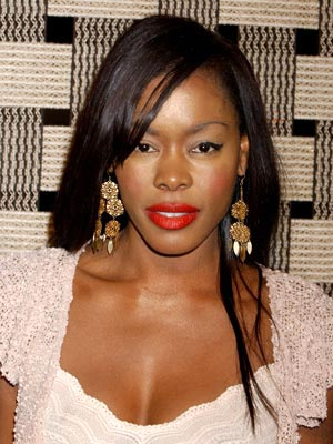 Premiere: Golden Brooks at the Beverly Hills premiere of United Artists' Hotel Rwanda - 12/2/2004