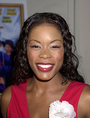 Premiere: Golden Brooks at the Hollywood premiere of Fox Searchlight's Kingdom Come - 4/4/2001