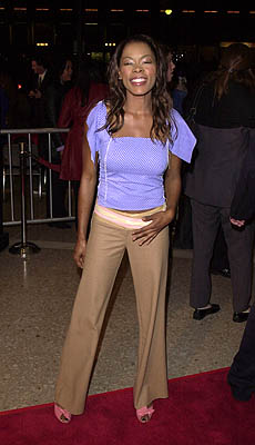 Premiere: Golden Brooks at the Century City premiere of Screen Gems' The Brothers - 3/21/2001