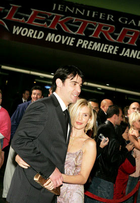 Premiere: Goran Visnjic and wife Ivana at the Las Vegas premiere of 20th Century Fox's Elektra - 1/8/2005