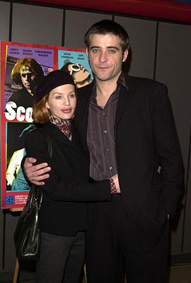 Premiere: Goran Visnjic and wife Yvana at the Hollywood premiere for Lot 47's Scotland, PA - 2/4/2002