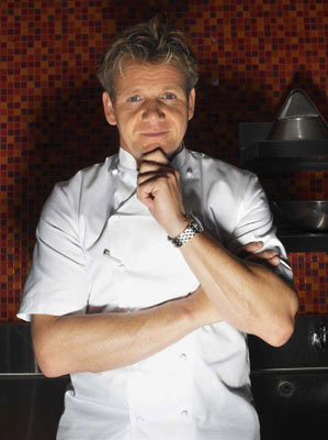 Head Chef Gordon Ramsay FOX's Hell's Kitchen