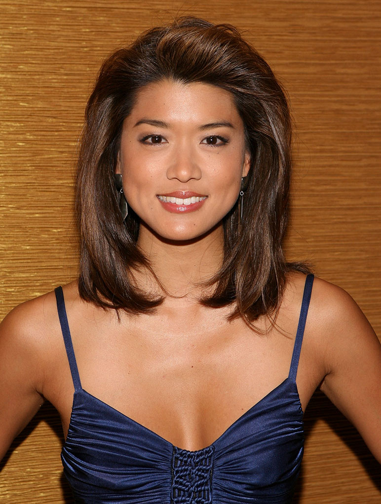 Grace Park attends the 25th Annual Television Critics Association Awards Cocktail Reception at The Langham Resort on August 1, 2009 in Pasadena, California.