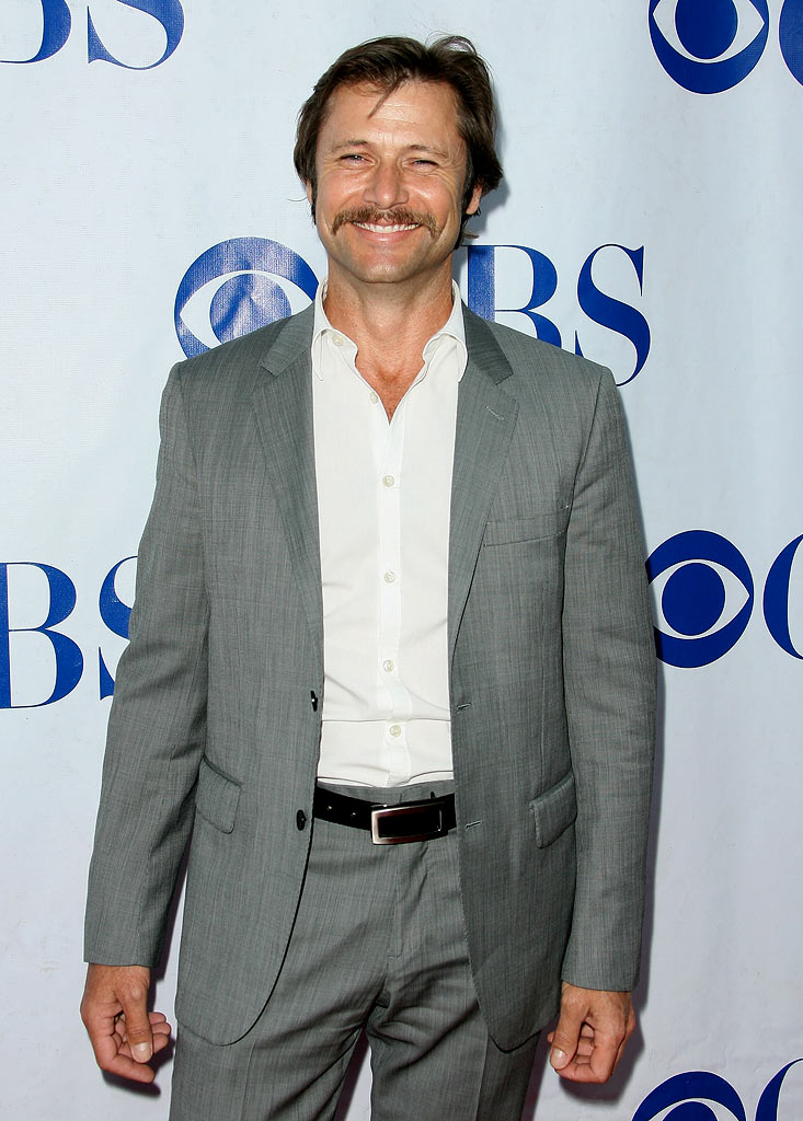 "Grant Show attends the premiere Summer Block Party with the Cast and Crew Of ""Swingtown"" on May 20, 2008 at CBS Radford Studios in Studio City, California."