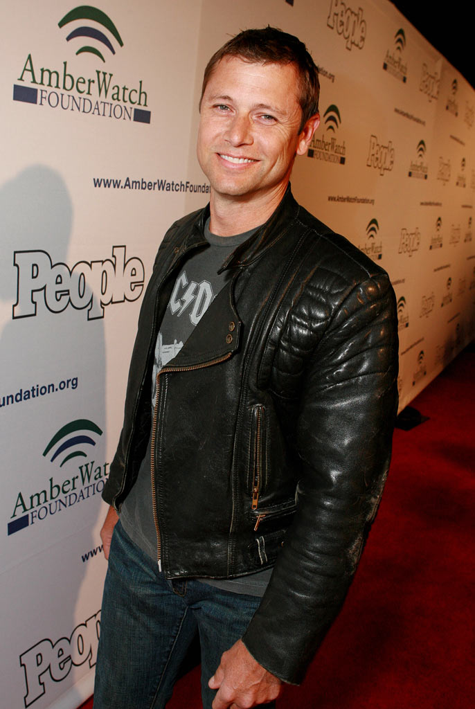Grant Show at The AmberWatch Foundation launch party to increase awareness for their child abduction, abuse and molestation prevention program in Universal City, CA on April 25, 2006.