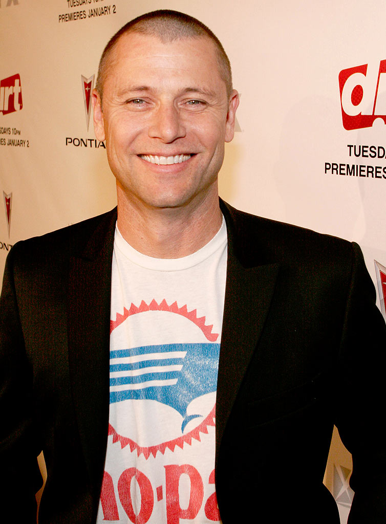 "Grant Show at the ""Dirt"" Hollywood Premiere in Hollywood, California on December 9, 2006."
