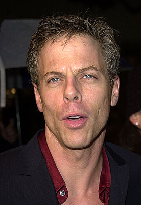 Premiere: Greg Germann at the Bruin Theater premiere of Warner Brothers' Sweet November - 2/12/2001