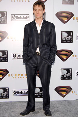 Premiere: Gregory Smith at the Westwood premiere of Warner Bros. Pictures' Superman Returns - 6/21/2006