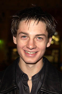 Premiere: Gregory Smith at the Hollywood premiere of A Walk To Remember - 1/23/2002