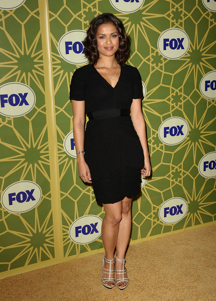"Gugu Mbatha-Raw (""Touch"") attends the 2012 Fox Winter TCA All-Star Party at Castle Green on January 8, 2012 in Pasadena, California."