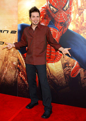 Premiere: Hal Sparks at the Los Angeles premiere of Columbia Pictures' Spider-Man 2 - 6/22/2004