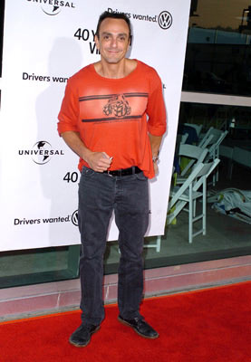 Premiere: Hank Azaria at the Hollywood premiere of Universal Pictures' The 40-Year-Old Virgin - 8/11/2005