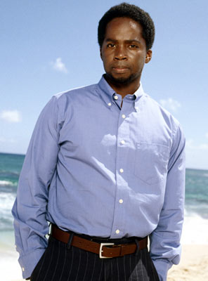 Harold Perrineau Jr. ABC's Lost