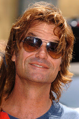 Premiere: Harry Hamlin at the LA premiere of Warner Bros. Pictures' Charlie and the Chocolate Factory - 7/10/2005
