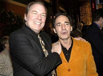 Premiere: Michael McKean and Harry Shearer at the Hollywood premiere of Warner Bros. A Mighty Wind - 4/14/2003