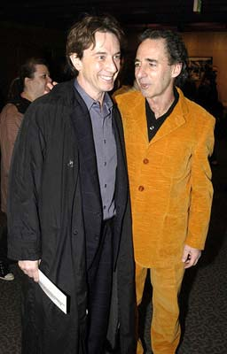 Premiere: Martin Short and Harry Shearer at the Hollywood premiere of Warner Bros. A Mighty Wind - 4/14/2003