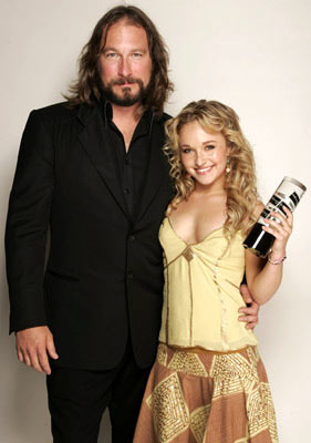 John Corbett and Hayden Panettiere Movieline's Hollywood Life 7th Annual Young Hollywood Awards - 5/1/2005