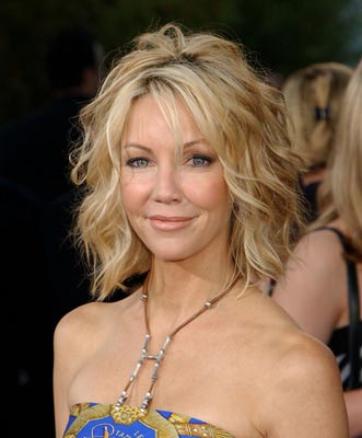 Premiere: Heather Locklear at the LA premiere of Uptown Girls - 8/4/2003 Gregg DeGuire, Wireimage.com