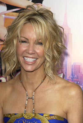 Premiere: Heather Locklear at the LA premiere of Uptown Girls - 8/4/2003 Steve Granitz, Wireimage.com