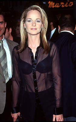 Premiere: Helen Hunt at the Westwood premiere of Twister - 5/8/1996