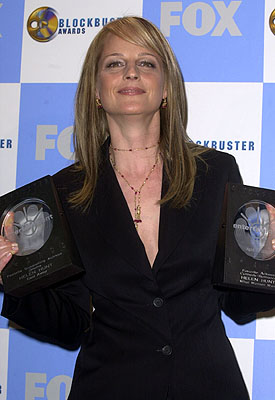 Helen Hunt Blockbuster Entertainment Awards Los Angeles, 4/10/2001