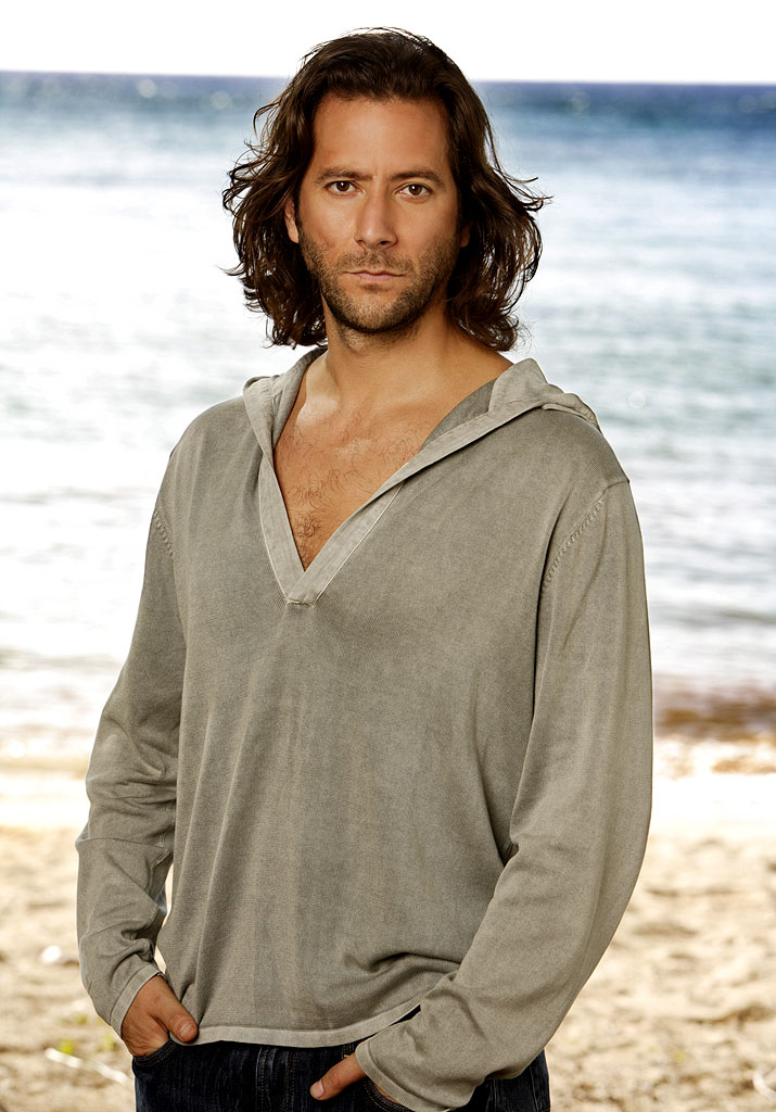 Henry Ian Cusick stars as Desmond in Lost on ABC.