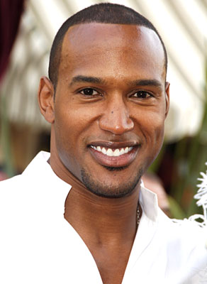 Premiere: Henry Simmons at the Disneyland premiere of Walt Disney Pictures' Pirates of the Caribbean: Dead Man's Chest - 6/24/2006