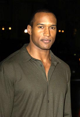 Premiere: Henry Simmons at the LA premiere of New Line's A Man Apart - 4/1/2003