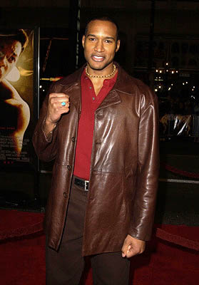 Premiere: Henry Simmons at the Hollywood premiere of Ali - 12/12/2001