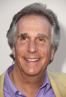 Premiere: Henry Winkler at the LA premiere of Columbia's Click - 6/14/2006