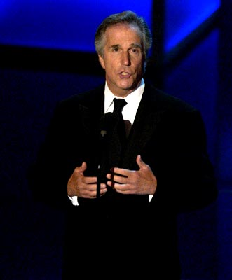 Henry Winkler 55th Annual Emmy Awards - 9/21/2003