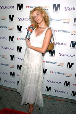 Hilarie Burton Paris Hilton Record Release Party At Mansion Nightclub - Miami, FL - 8/28/2004 Hilarie Burton